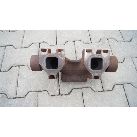 Kolektor środkowy wydechowy MAN TGX / TGS EURO 5
